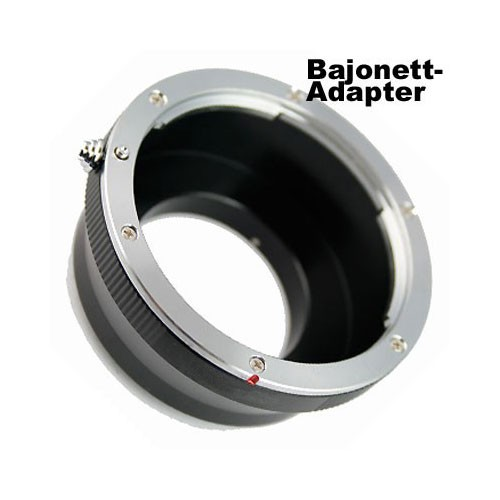 SIOCORE Objektiv-Adapter Canon EOS Bajonett an Micro Four Thirds ( M 4/3 )